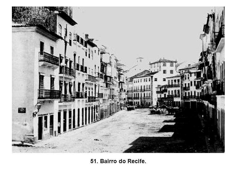 50. Bairro da Boa Vista visto do Zepellin, anos 1930.