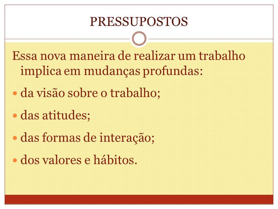 ETAPAS DE IMPLANTAÇÃO 2.