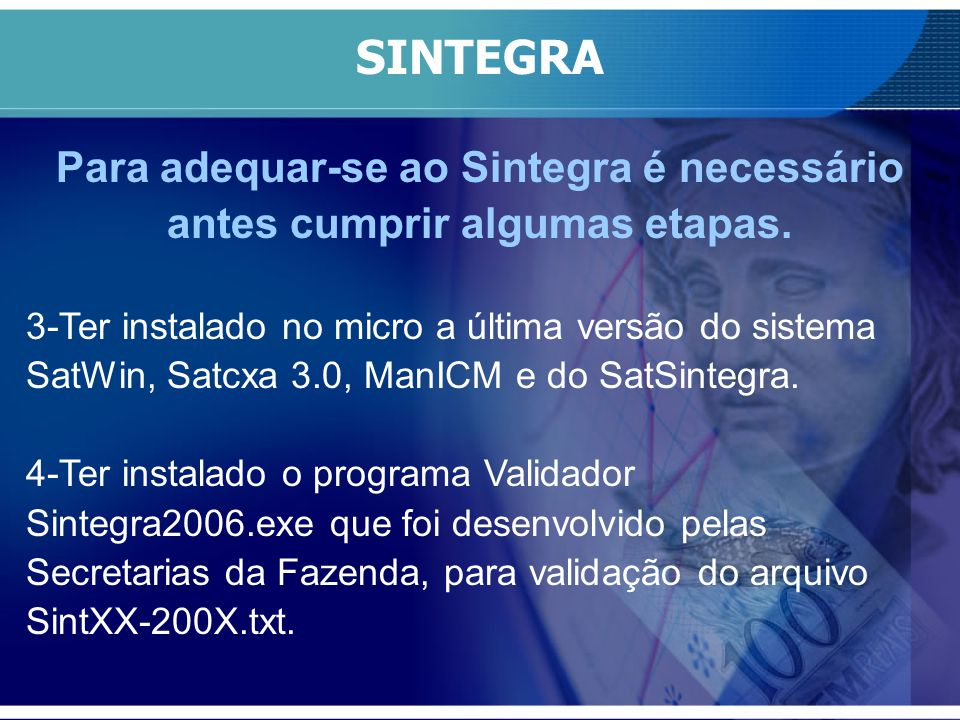 Execute o programa VALIDADOR SINTEGRA.EXE fornecido pela SEF do seu estado.