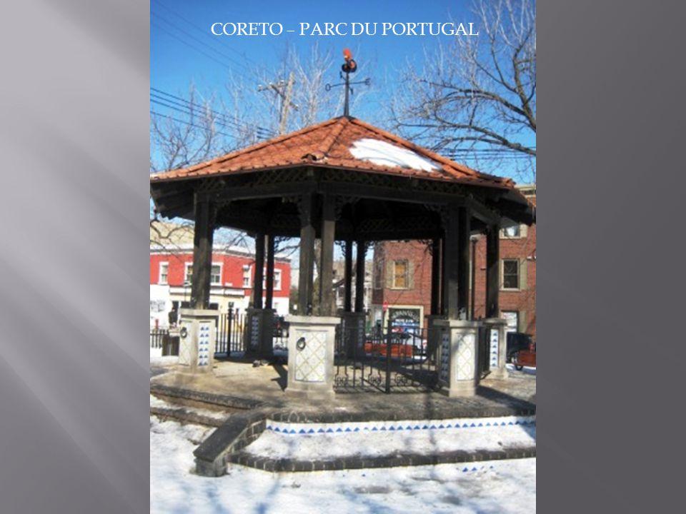 CORETO – PARC DU PORTUGAL