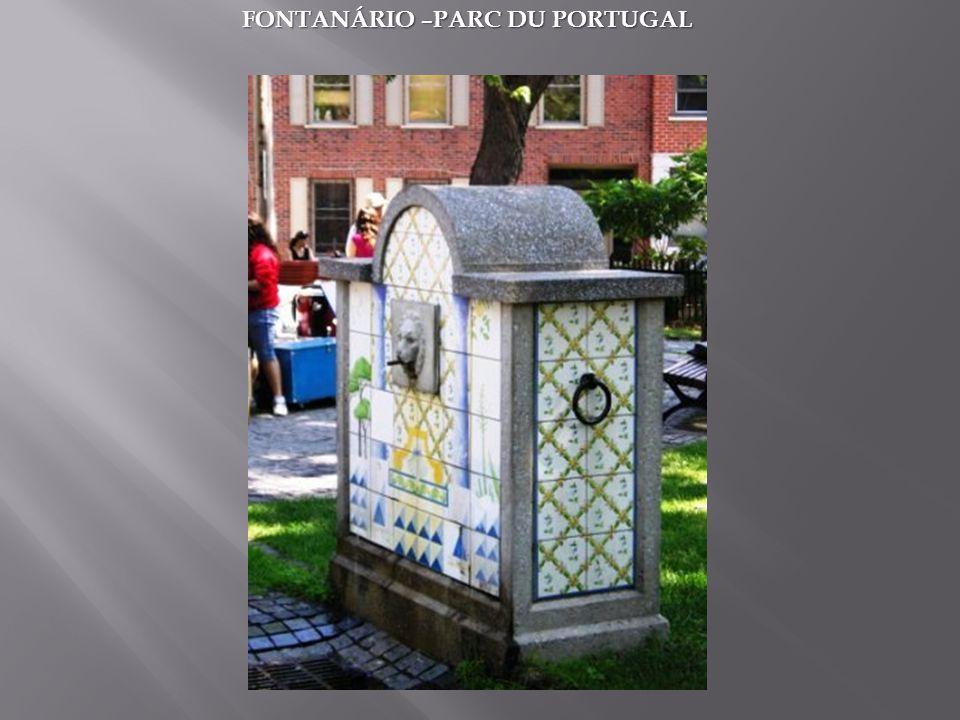 FONTANÁRIO –PARC DU PORTUGAL