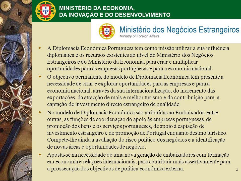 A Resolução do Conselho de Ministros nº152/2006 visa a racionalização estrutural e modernização administrativa.