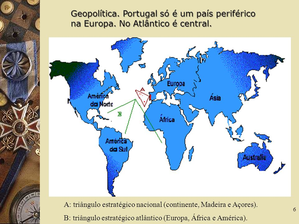 Mas como pode Portugal projectar-se internacionalmente, se a sua crise não é conjuntural, mas estrutural.