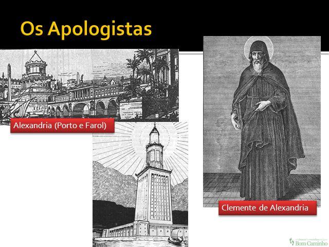 Clemente de Alexandria Alexandria (Porto e Farol)