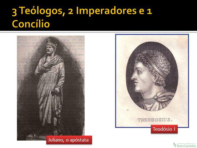 Juliano, o apóstata Teodósio I