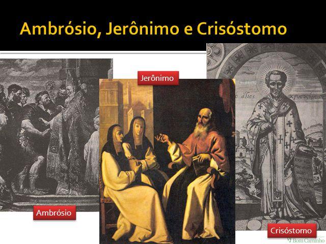 Ambrósio Jerônimo Crisóstomo