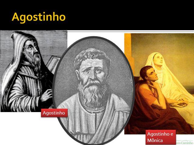 Agostinho Agostinho e Mônica