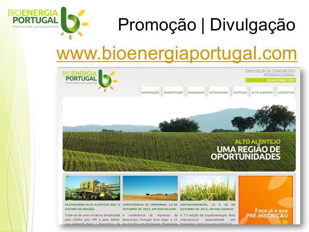 Promoção | Divulgação www.bioenergiaportugal.com