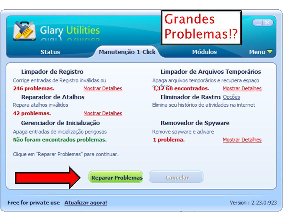 Grandes Problemas!?
