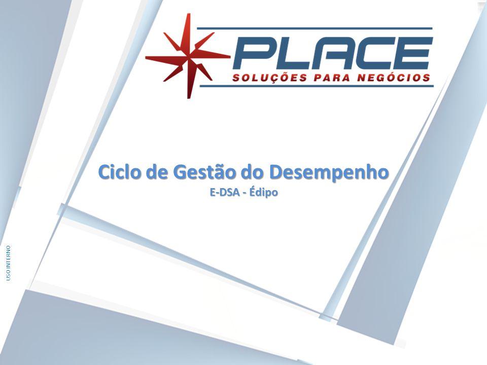 USO INTERNO Ciclo de Gestão do Desempenho E-DSA - Édipo