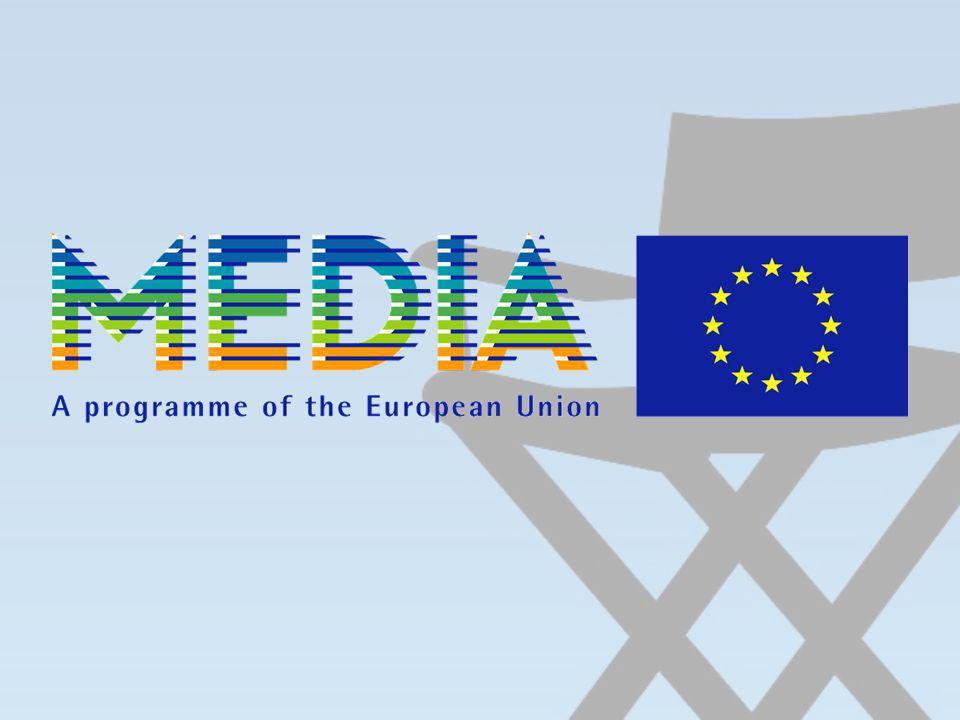 Apoio Selectivo Redes de distribuidores: Filmes pequenos – mínimo 5 distribuidores de países diferentes para distribuírem filmes europeus não nacionais recentes; Filmes médios – as mesmas condições mas com o mínimo de 7 distribuidores.