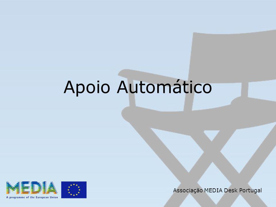 Apoio Automático Associação MEDIA Desk Portugal