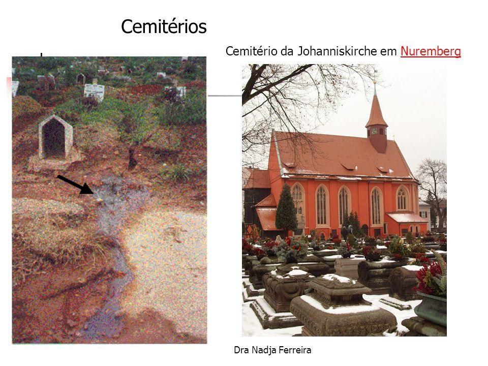 Dra Nadja Ferreira Cemitérios
