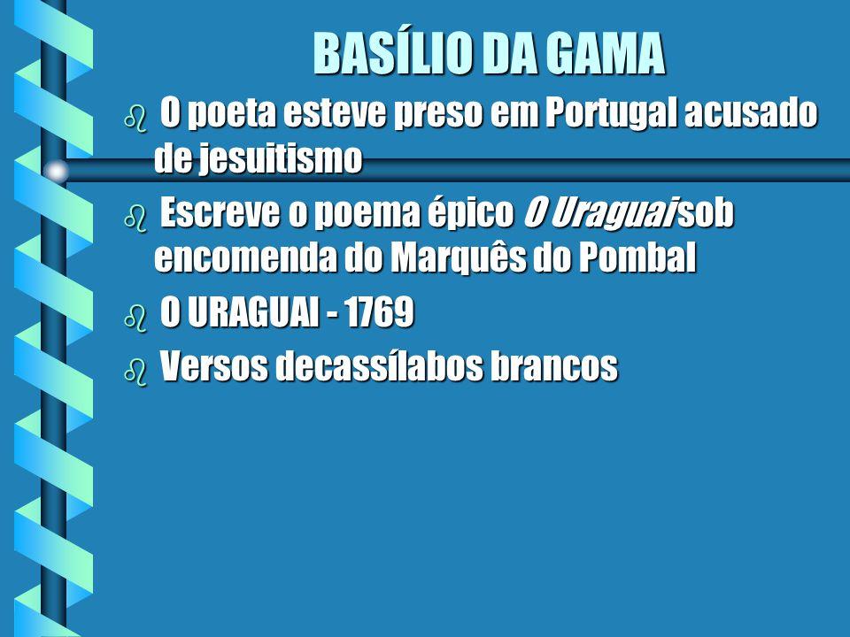 b Tomás Antônio Gonzaga também é autor de Cartas chilenas - composto de treze cartas em que Critilo escreve a seu amigo Doroteu, criticando os atos do