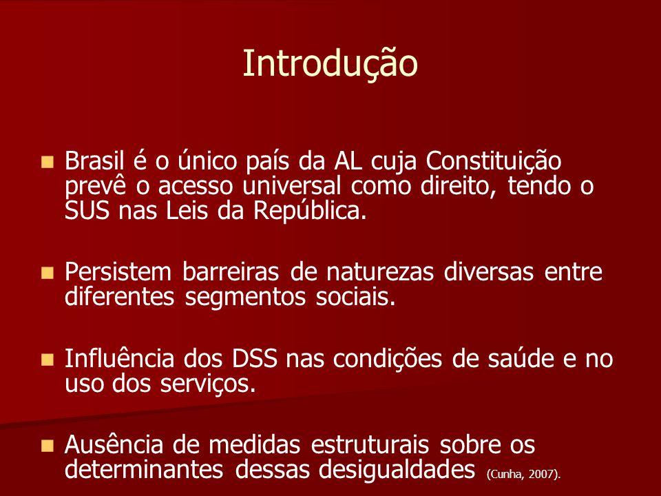 Propostas para a integração na prestação de serviços de saúde Redes regionalizadas (RENASS) Linhas de Cuidado SRCR Sistema de Regulação Cartão SUS