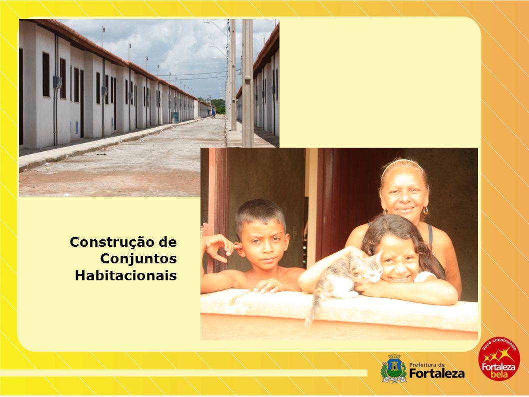 Construção de Conjuntos Habitacionais