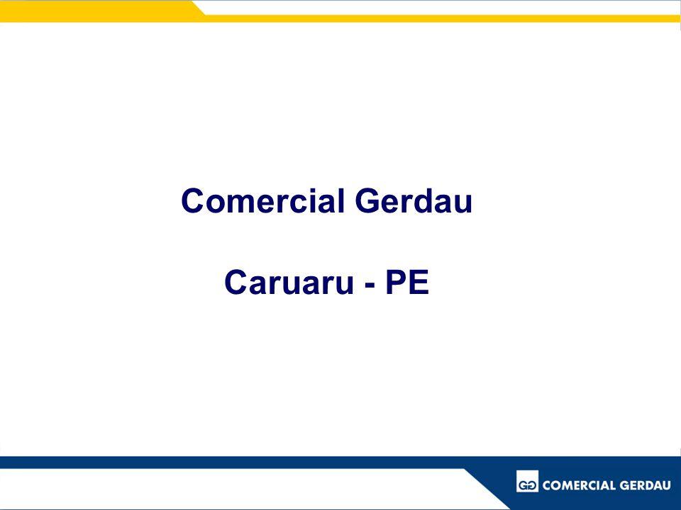 Comercial Gerdau Caruaru - PE