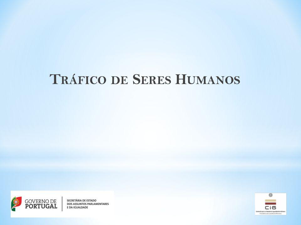 T RÁFICO DE S ERES H UMANOS