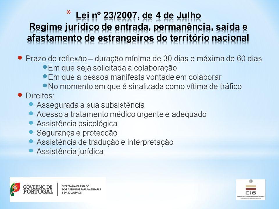 4 Áreas estratégicas de intervenção 45 Medidas 10 Ministérios 20 Organismos participantes Ministério Público Organizações Internacionais ONG Ordens Profissionais Sindicatos Associações II PNCTSH Orientações Estratégicas