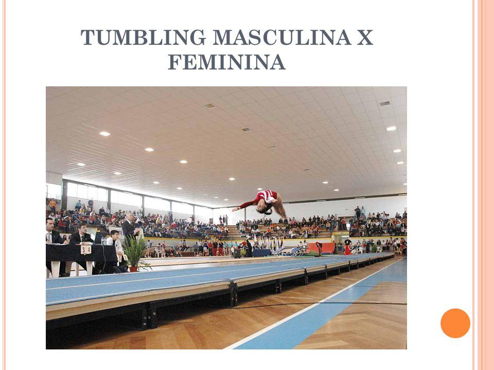 TUMBLING MASCULINA X FEMININA