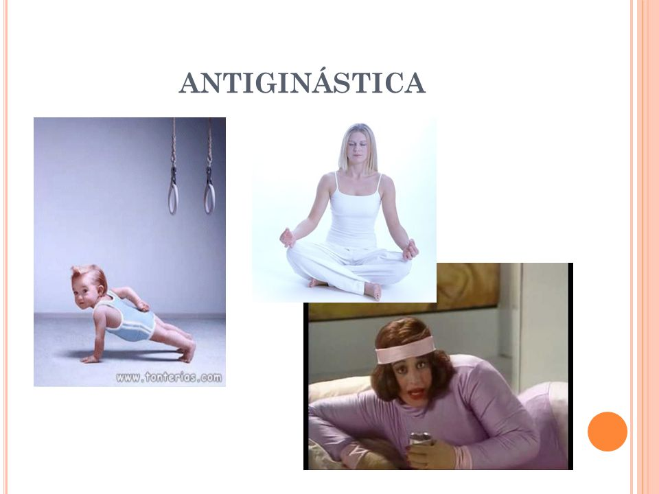ANTIGINÁSTICA