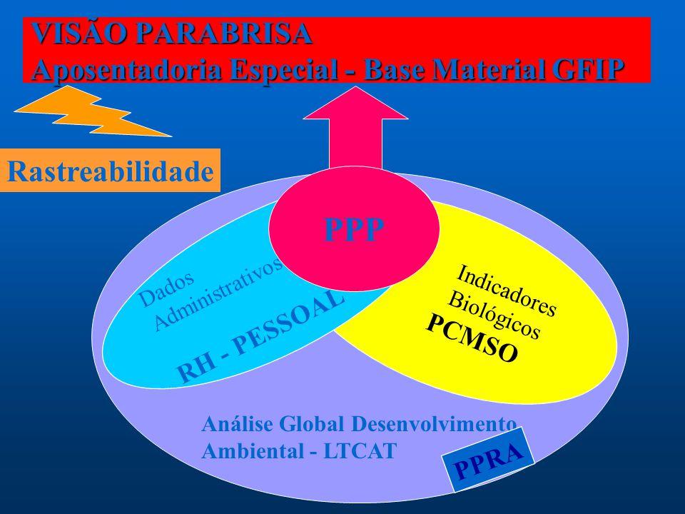 AUDITORIA EM RISCOS OCUPACIONAIS Conceitos Básicos Demonstrações Ambientais Elenco das Demonstrações Ambientais PPRA Programa de Prevenção de Riscos A