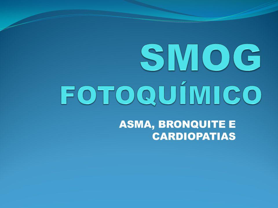 ASMA, BRONQUITE E CARDIOPATIAS