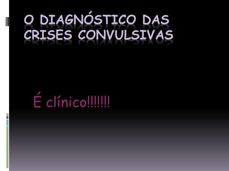É clínico!!!!!!!
