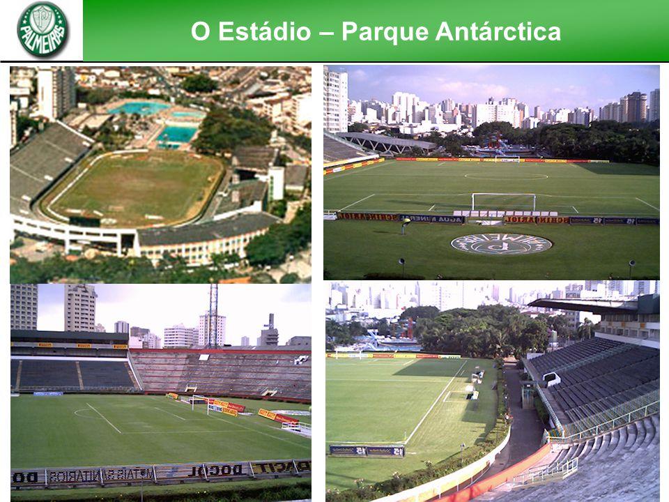 O Estádio – Parque Antárctica 1970