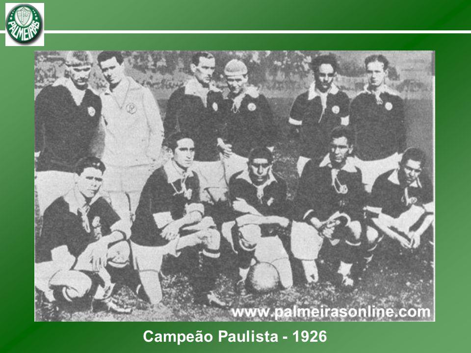 Campeão Paulista - 1920