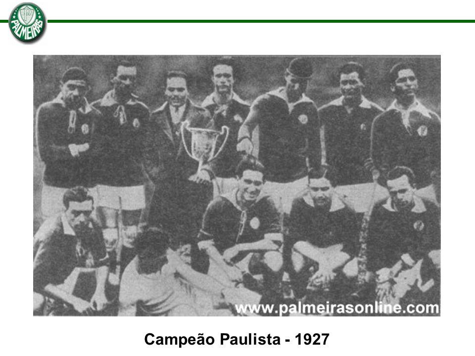 Campeão Paulista - 1926