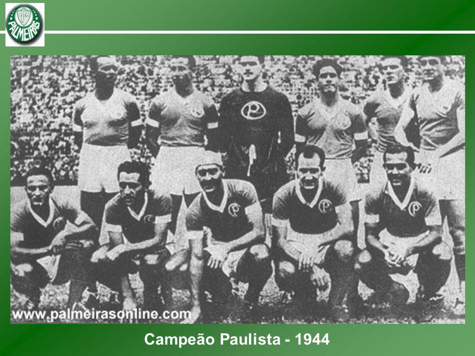 Campeão Paulista - 1940