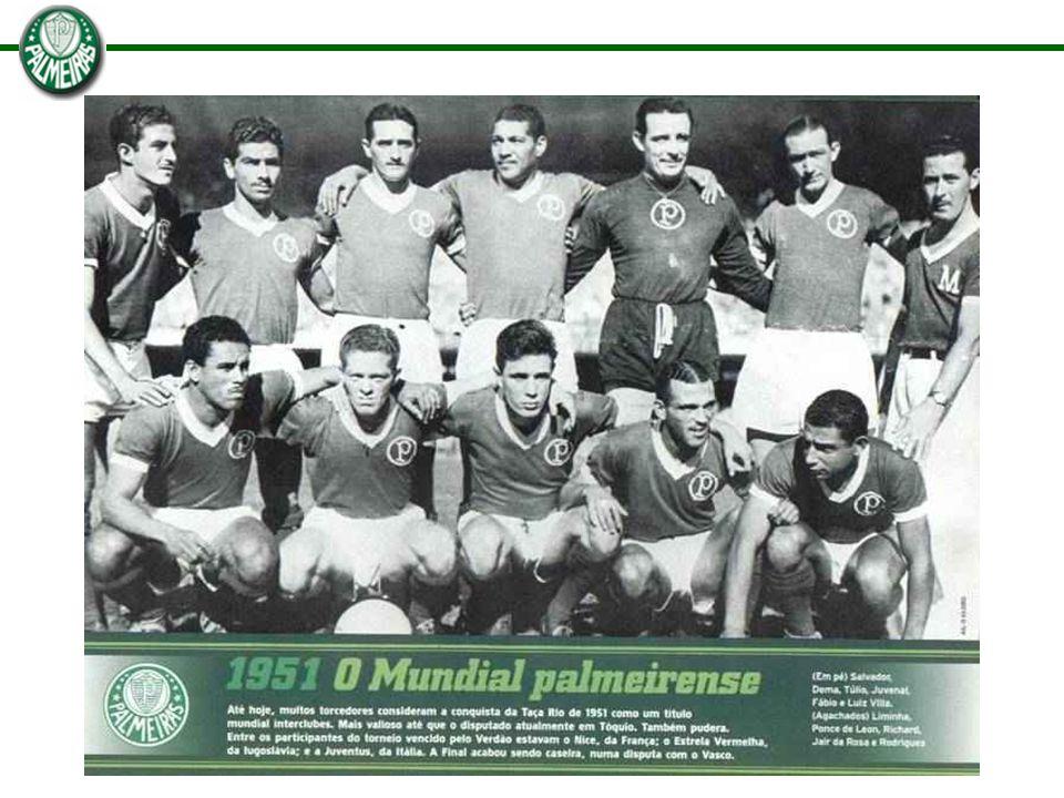 Campeão Paulista - 1950
