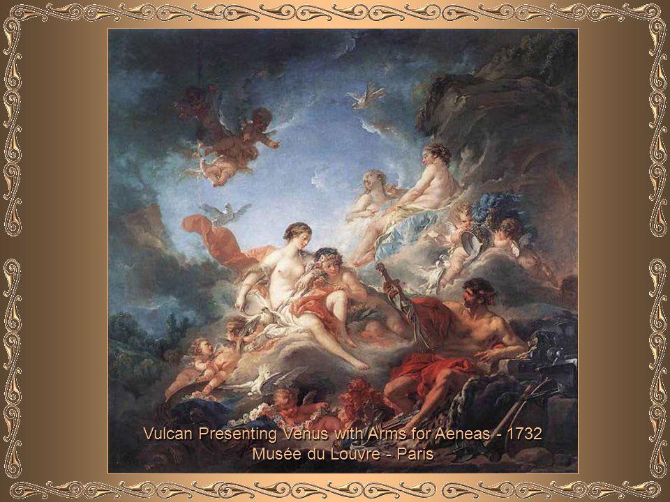 The Toilet of Venus - 1751 - Metropolitan Museum of Art, New York