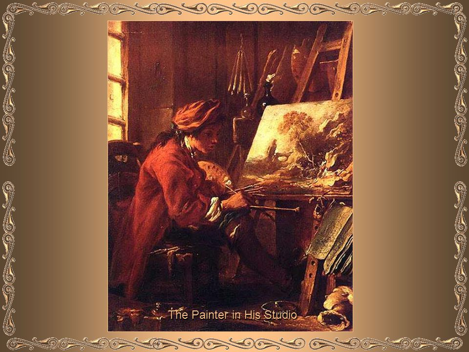 Em 1765 foi escolhido como primeiro pintor do rei, e empossado diretor na Academia Real, as porcelanas da realeza foram desenhadas por ele. Seu sucess