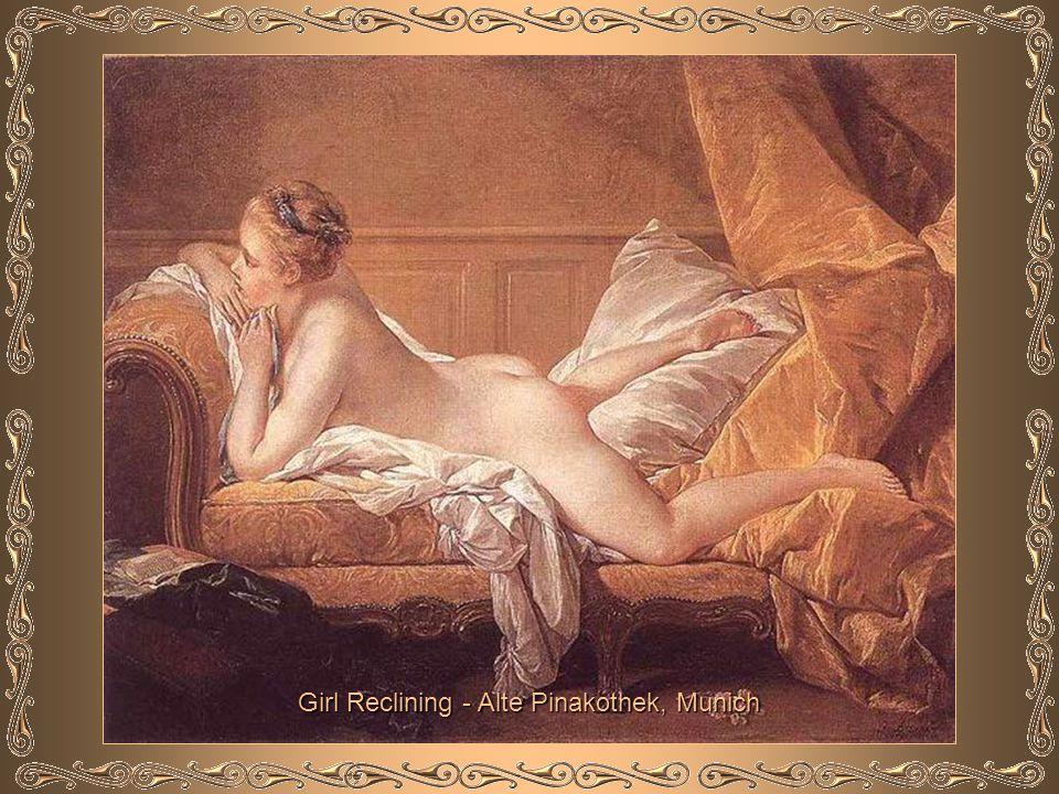 Diana Resting after her Bath - 1742 - Musée du Louvre - Paris