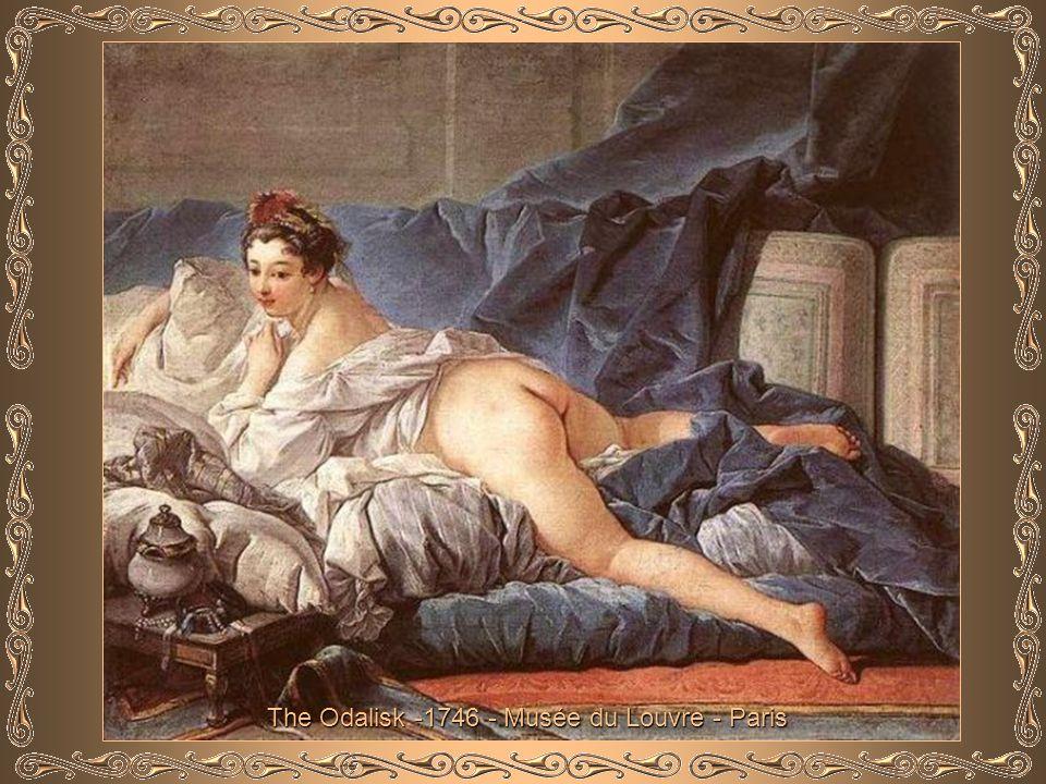 Leda and the Swan - 1741