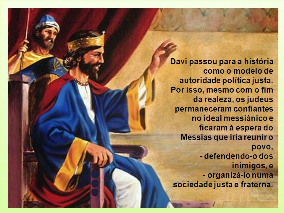 A Davi são atribuídos diversos salmos da Bíblia.