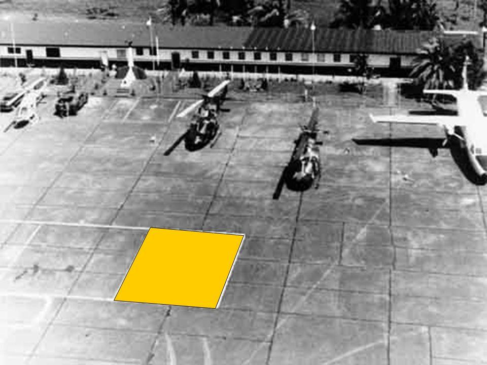 Aplicação 02 n O espaço reservado para o pouso de um helicóptero é um quadrado com área de 36 m 2. Quanto mede cada lado deste quadrado?