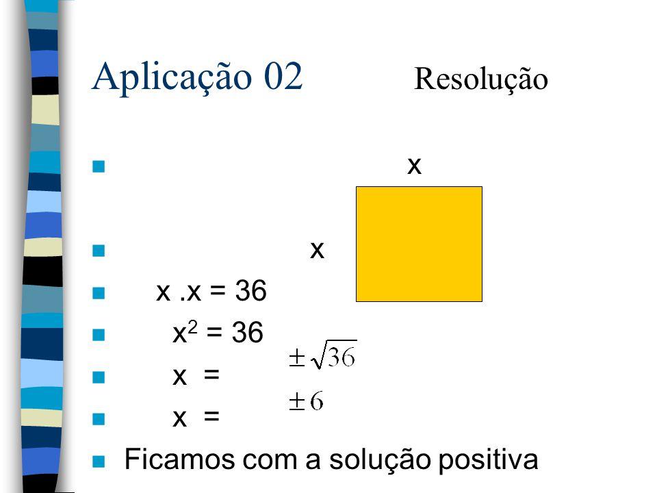 Aplicação 02 Visualizando