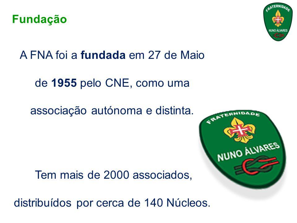 A FNA foi a fundada em 27 de Maio de 1955 pelo CNE, como uma associação autónoma e distinta. Tem mais de 2000 associados, distribuídos por cerca de 14
