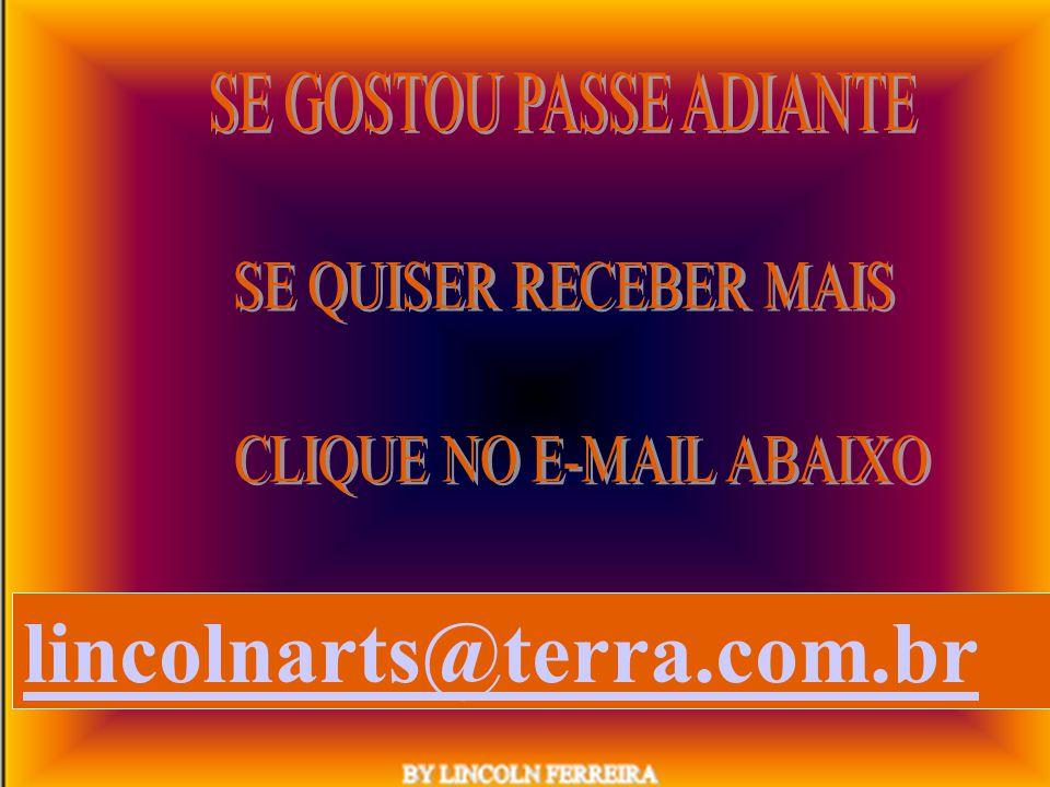 E PRA FECHAR COM CHAVE DE OURO....