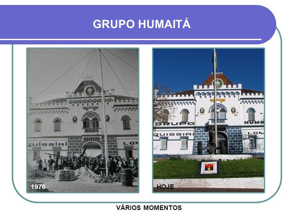 1976 GRUPO HUMAITÁ HOJE VÁRIOS MOMENTOS