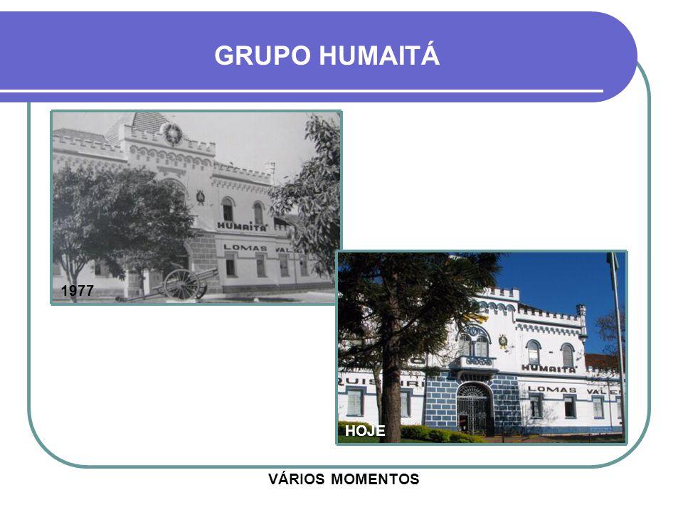 GRUPO HUMAITÁ 1979 1976 VÁRIOS MOMENTOS