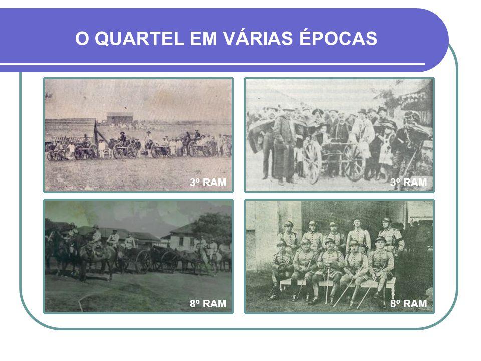 1931 O QUARTEL EM VÁRIAS ÉPOCAS 1931 19411943 O HIPISMO ERA UMAS DAS PRINCIPAIS ATIVIDADES ESPORTIVAS