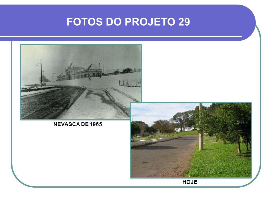 DÉCADA DE 1980 FOTOS DO PROJETO 34 HOJE