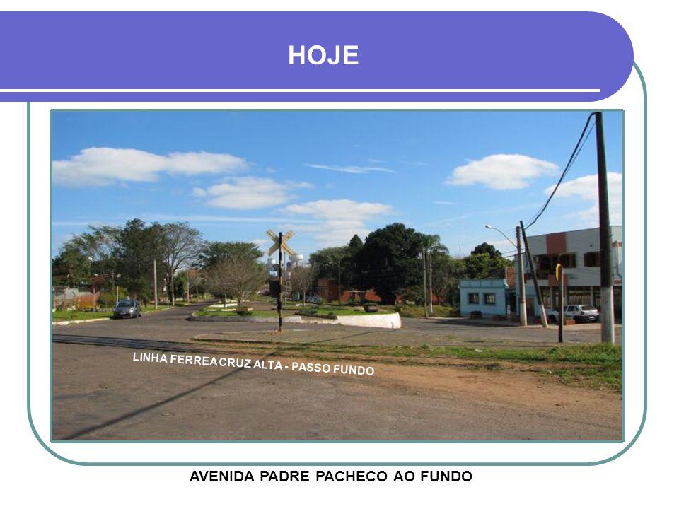 RETORNO DO GRUPAMENTO DO COMANDANTE NELSON ETCHEGOYEN A CRUZ ALTA, VINDO DE SÃO PAULO CASA MORANDINI 1930 - 6º R.A.M.