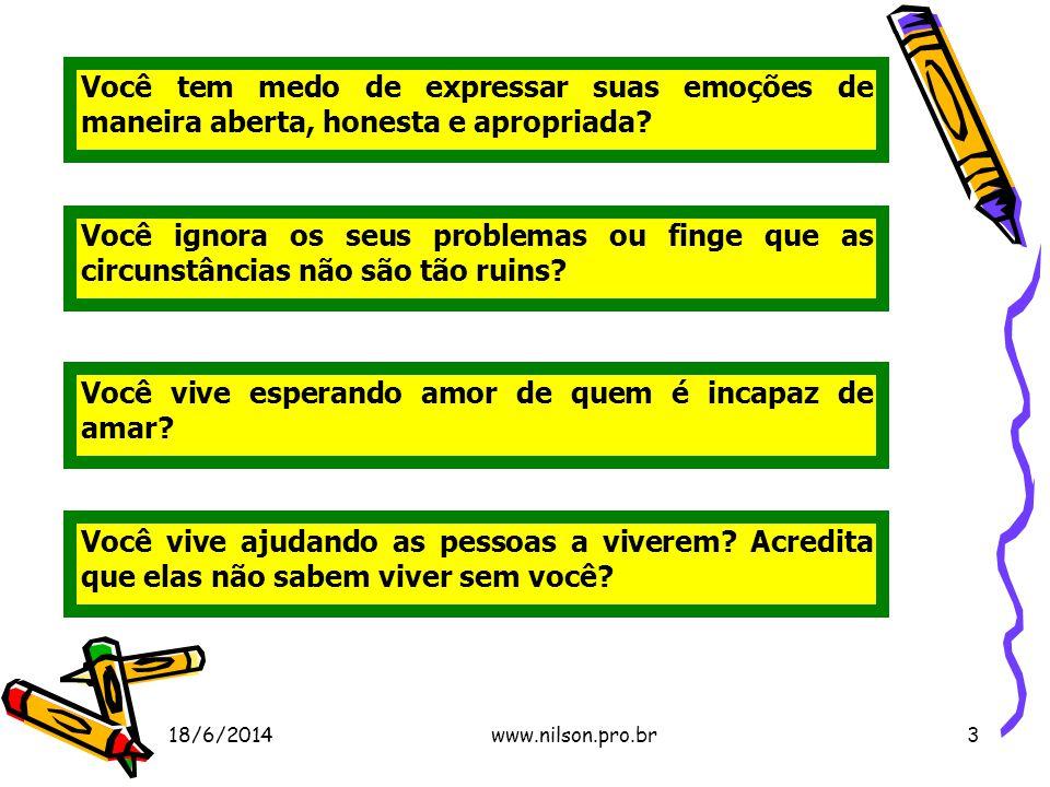18/6/201424www.nilson.pro.br