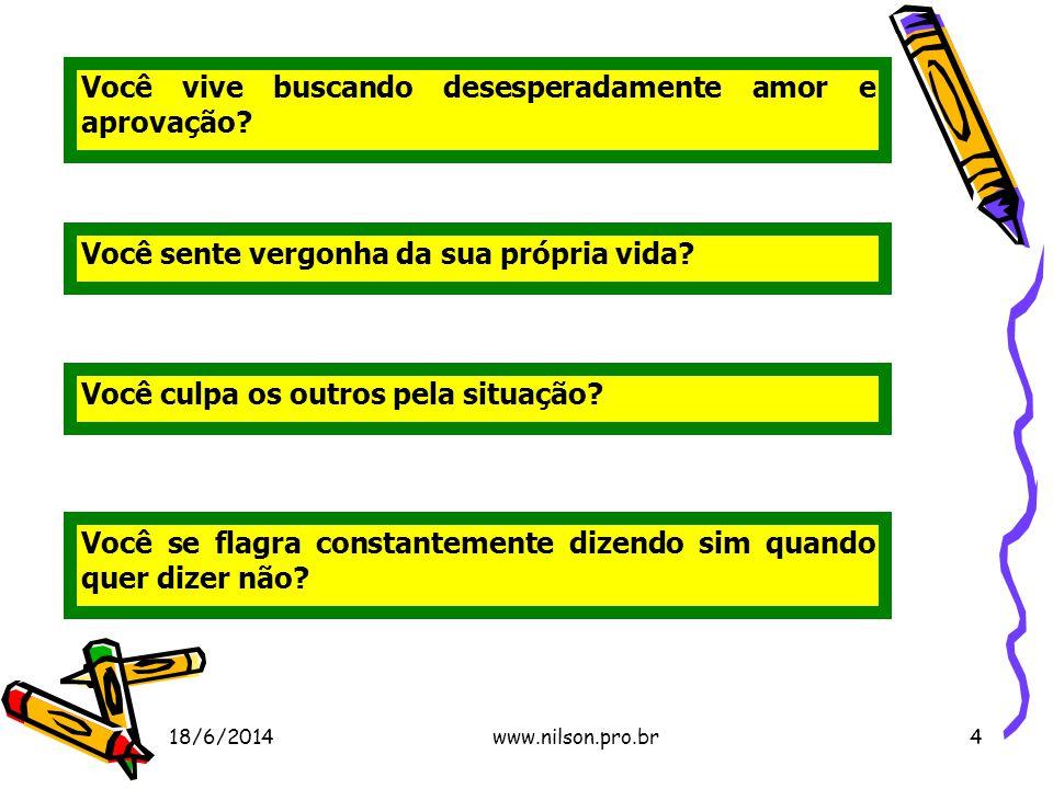 18/6/201425www.nilson.pro.br
