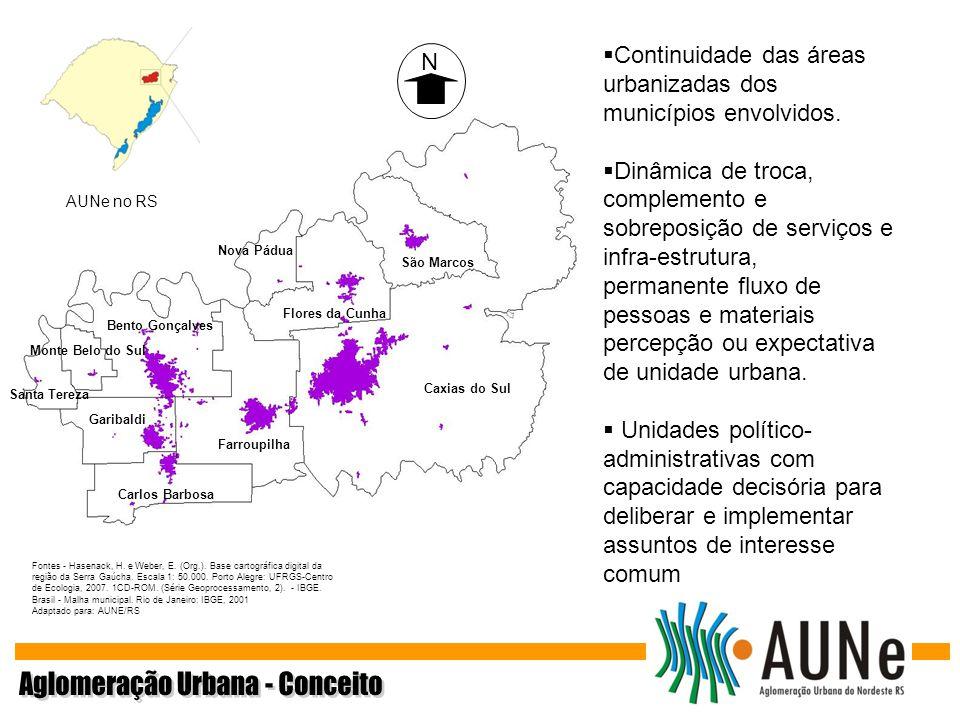unidade territorial constituída por um conjunto de áreas urbanas e uma área rural serviços e equipamentos de abrangência local e regional é formada por uma base de estruturas comuns e estruturas próprias, ambas constituídas por organizações sociais, ambientais e de produção.